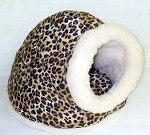 Leopard Quilted Cotton Igloo
