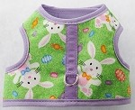 Easter Bunnies in Lavender Walking Harness