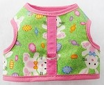Easter Bunnies in Pink Walking Harness