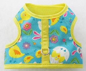 Easter Chicks in Yellow Walking Harness