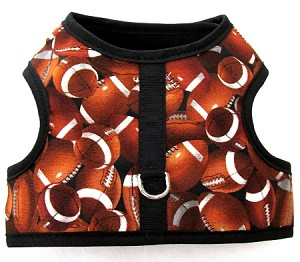 Footballs Walking Harness
