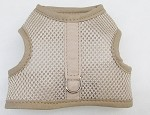 Harness Mesh Beige with Beige Binding