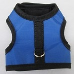 Waterproof Harness in Blue Walking harness