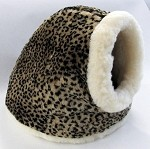 Leopard Fur Igloo