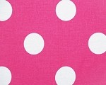 Hot Pink with White Dots Summer Winter All Season Starting at $18