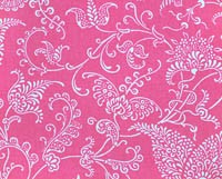 Pink Paisley Summer Winter All Season Mat Starting at $18