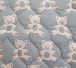 Teddy Bear Summer Winter All Season Mat Starting at $18